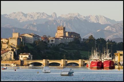 San Vicente de la Barquera, Spain. ©2009 Erin Feinblatt