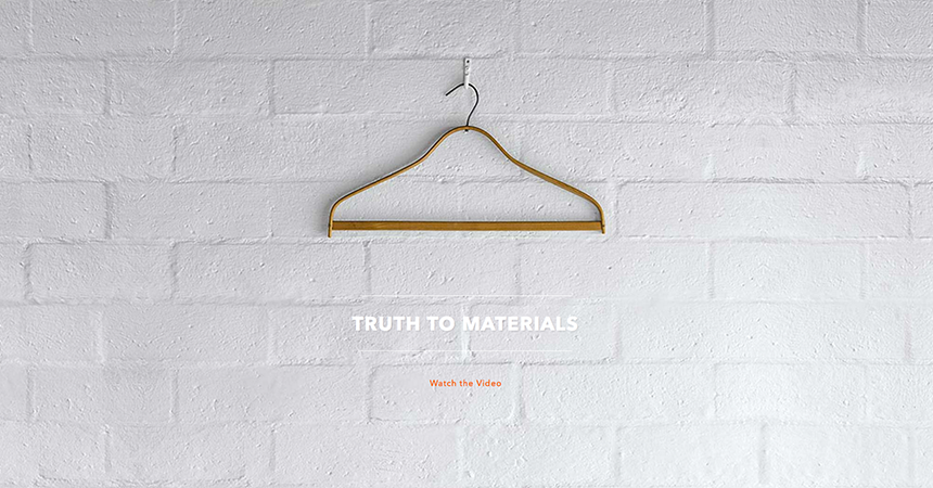 Truth to Materials